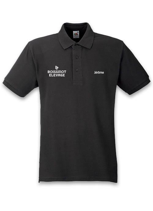 sérigraphie broderie marquage vêtements de travail personnalisés
