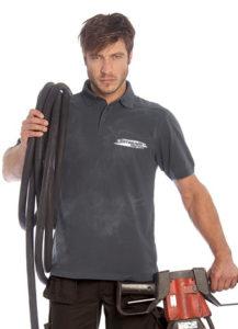 marquage de vêtements de travail sécurité artweark impress