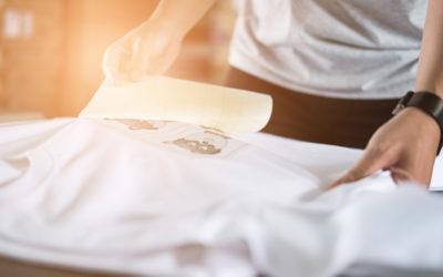 technique de la tampographie pour l'impression textile personnalisé artweark impress